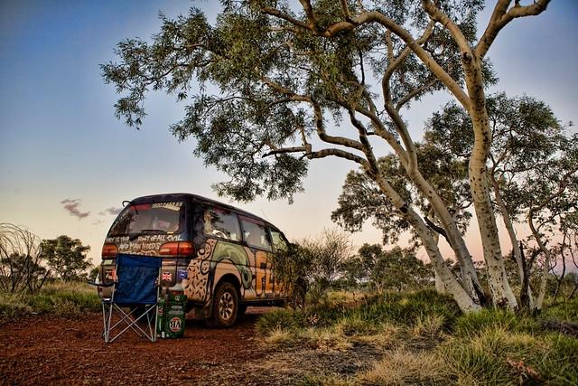 Photo Karijini National Park - Australie