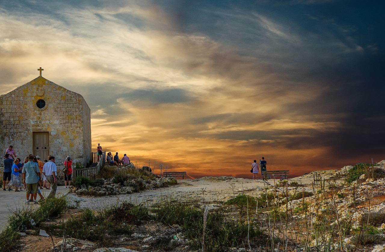 Photo Les falaises de Dingli - Malte