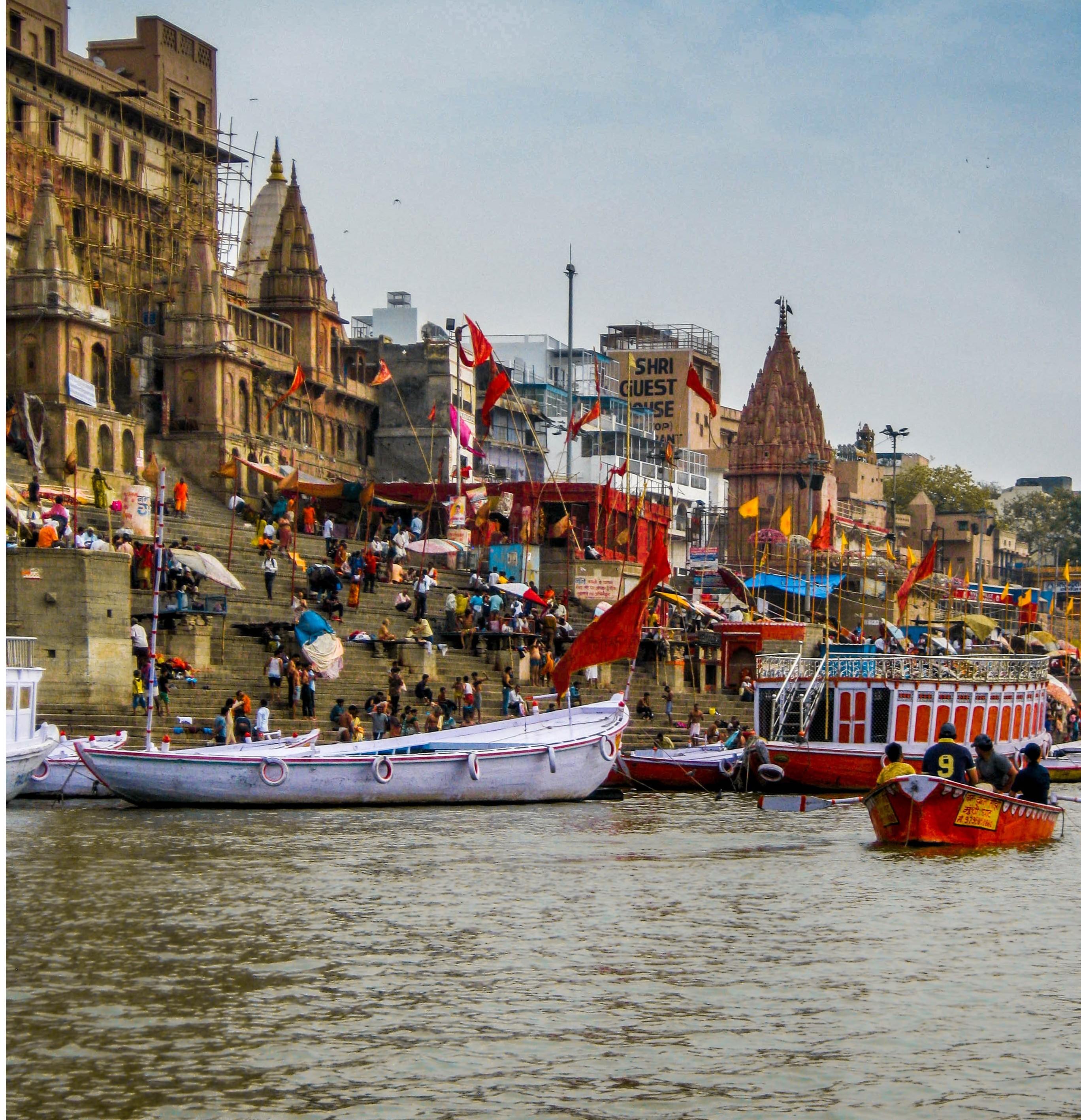 Photo Varanasie - Inde