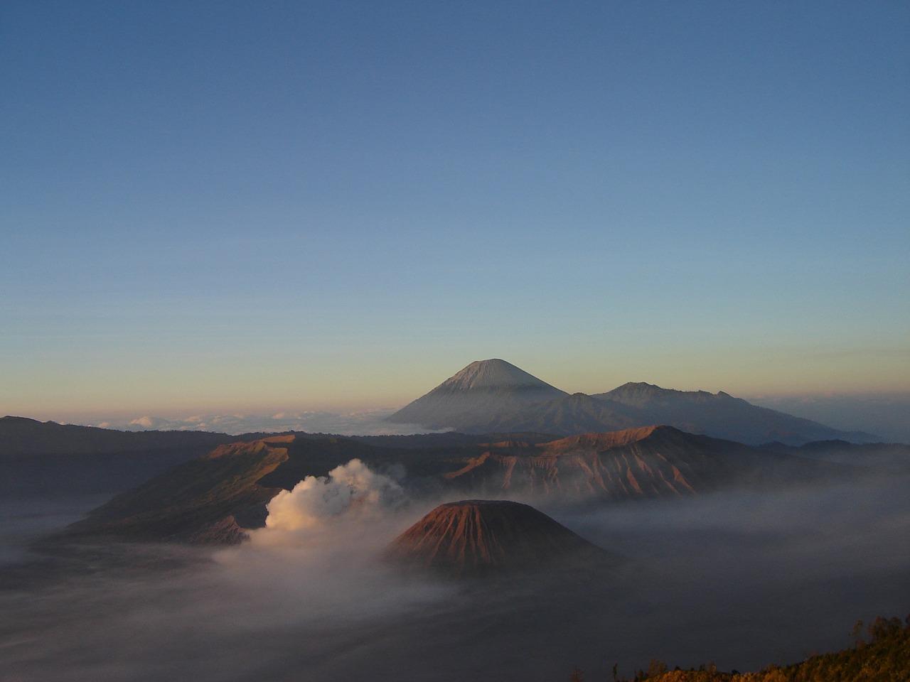 Photo Les volcans Bromo et Kawah Ijen - Indonésie