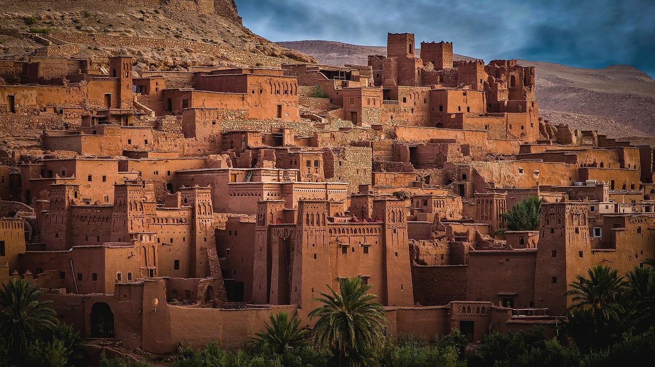 Photo Aït-ben-Haddou - Maroc