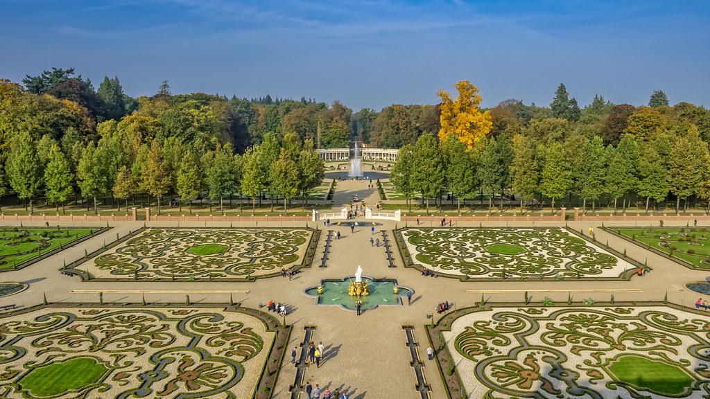 Photo Le palais Het Loo - Pays-Bas