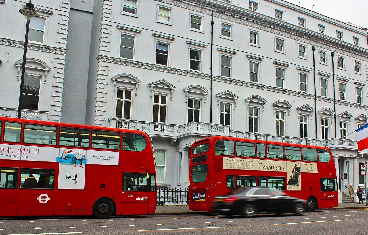 Photo Le tour en bus touristique - Royaume-Uni