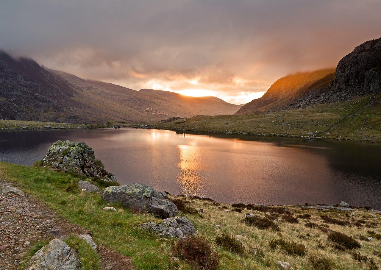 Photo Le Parc National de Snowdonia - Royaume-Uni