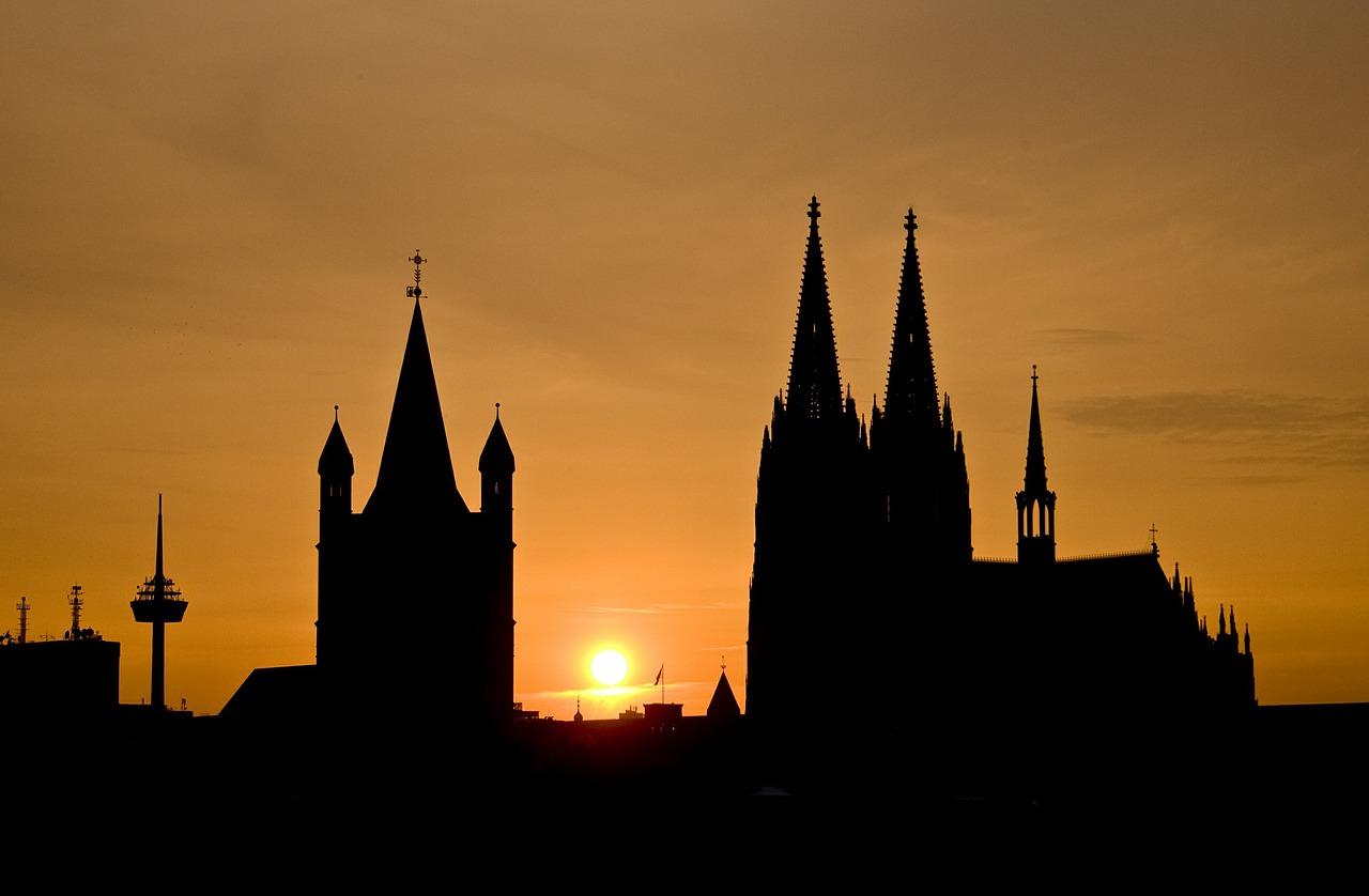 Photo La cathédrale de Cologne - Allemagne